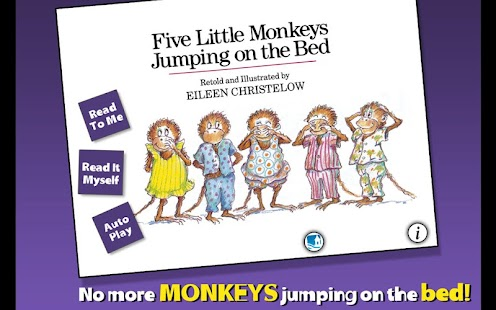 5 Monkeys Jumping on the Bed - screenshot thumbnail