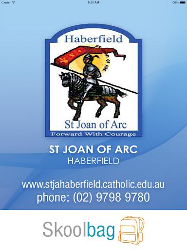 St Joan of Arc Haberfield