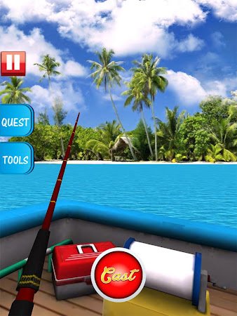 Real Fishing Pro 3D 1.3.2 screenshot 638738