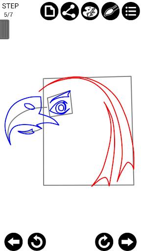 如何畫動物紋身 教育 App-癮科技App