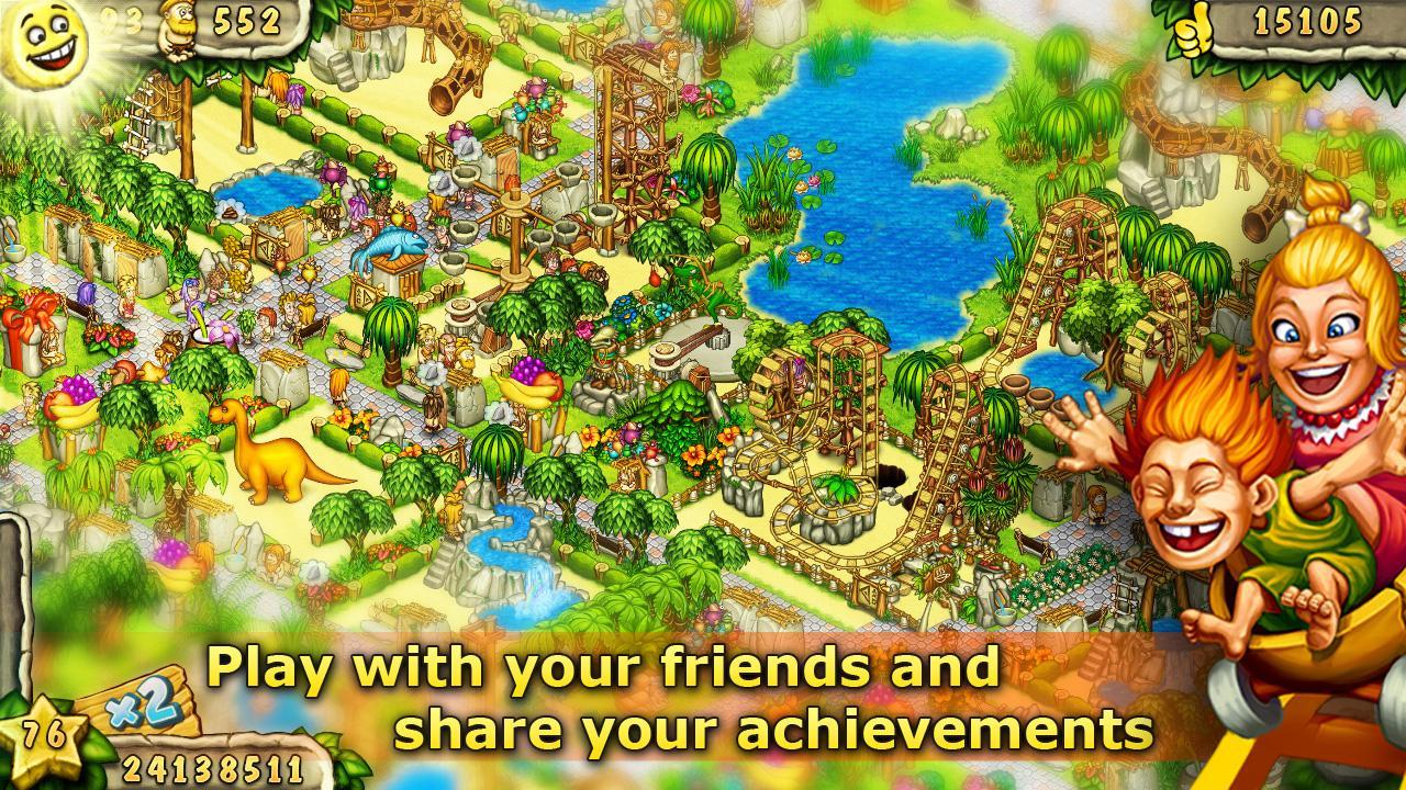 Prehistoric Park Builder screenshot #14
