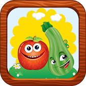 Kids Fruit and Veg World