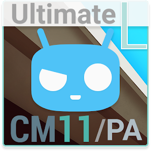 Ultimate L CM11 Theme 個人化 App LOGO-APP試玩