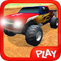Thunder Cross Racing 3D icon