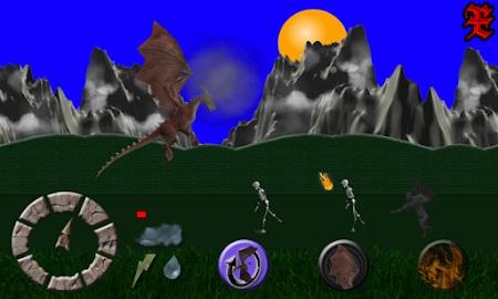 Dragon Flame FREE 1.0.1 screenshot 476128