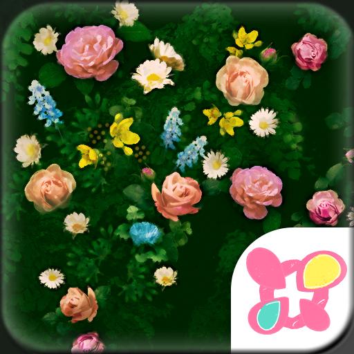 盛開的玫瑰 for[+]HOME 個人化 App LOGO-APP試玩