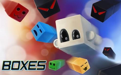 Boxes - screenshot thumbnail