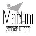 Martini Lite Zooper Widget icon