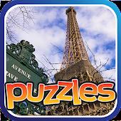 Paris & France Puzzles