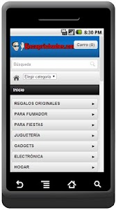 Encaprichados.com screenshot 1