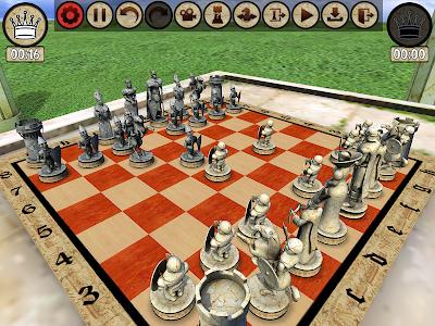 Warrior Chess v1.26