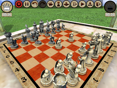 Warrior Chess- screenshot thumbnail