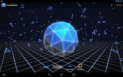 Tunnel Blocker (music vis fix) Screenshot 3