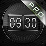 Glass clock. widget. BOX. PRO v9