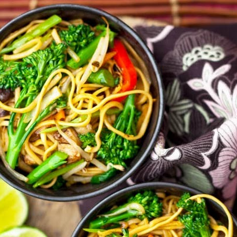 10 Best Low Calorie Vegetable Chow Mein Recipes | Yummly