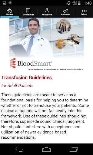 BloodSmart