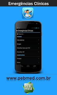 【免費醫療App】Emergências Clínicas-APP點子