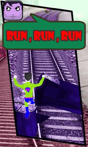 玩免費動作APP|下載Subway Superman Rush 3D app不用錢|硬是要APP