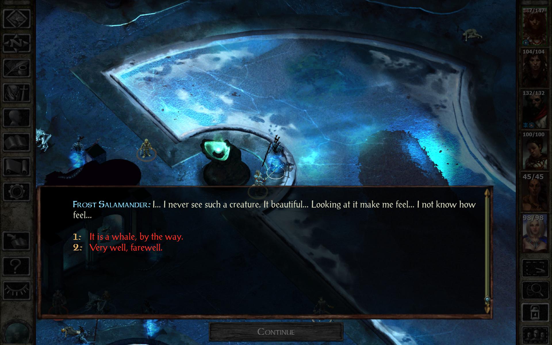 Icewind Dale: Enhanced Edition screenshot #18
