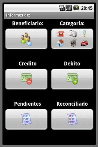 Talonario de Cheques de gratis - screenshot