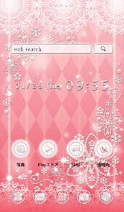 可愛換裝桌布★Shiny pink