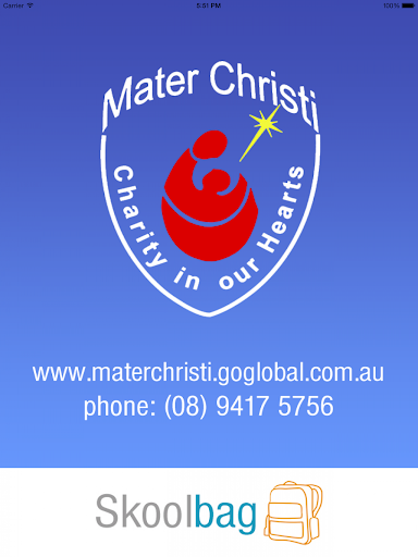 【免費教育App】Mater Christi Catholic PS-APP點子