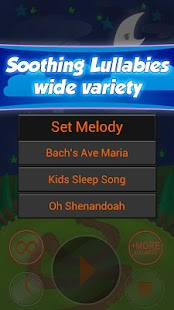 Kids Sleep Songs Free - screenshot thumbnail