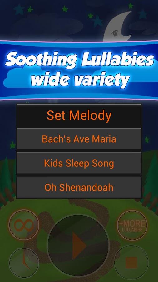 Kids Sleep Songs Free - screenshot