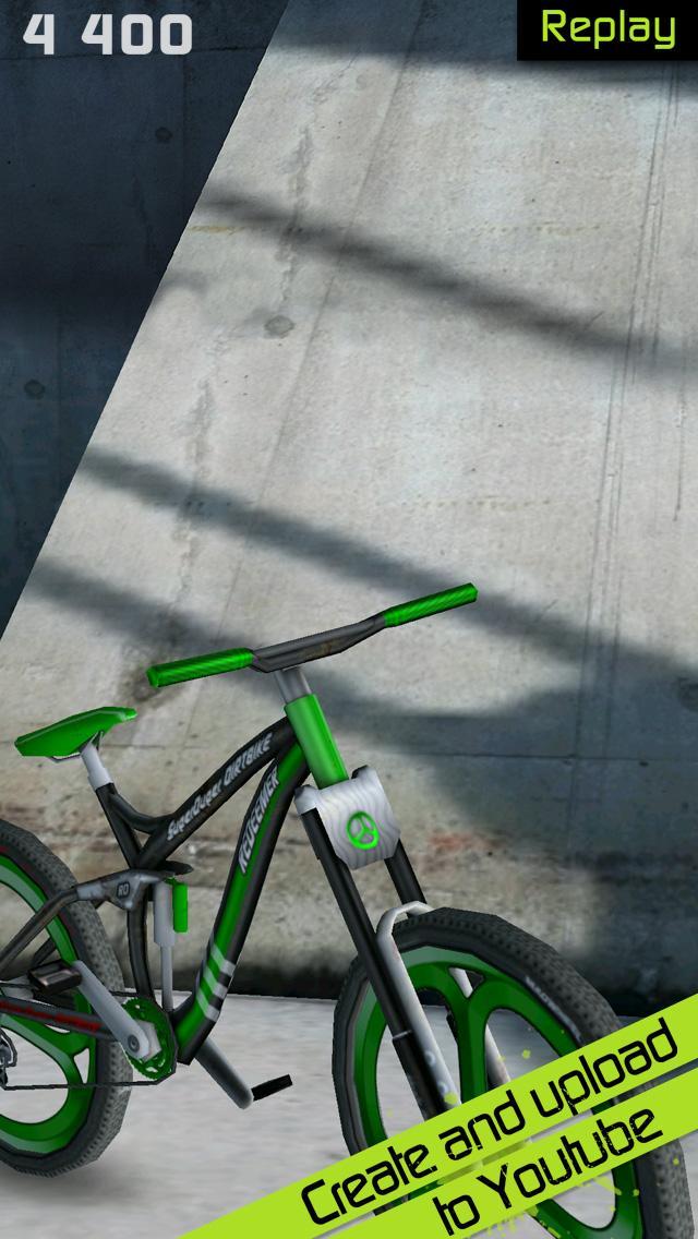 Touchgrind BMX screenshot #3