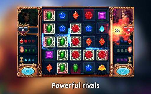 免費下載解謎APP|Nizam: Jewel Match3 Magic Duel app開箱文|APP開箱王