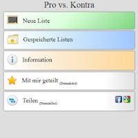 Screenshot of Pro vs. Contra