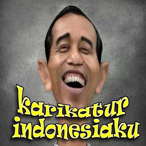 Karikatur Indonesia LOGO-APP點子