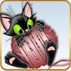 TSF Shell Theme Black Kitty