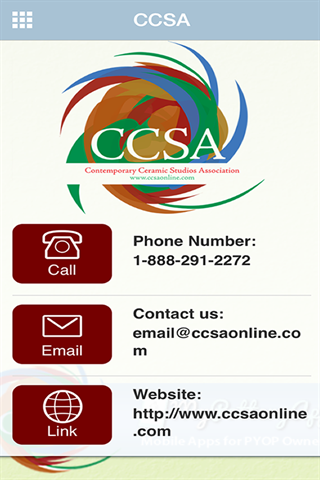 CCSA- screenshot