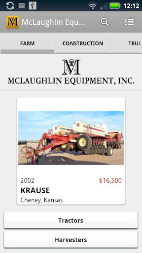 McLaughlin Equipment