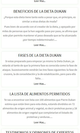 Dieta Dukan Paso A Paso 1 3 Apk Free Health Fitness Application