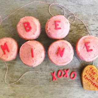 Sprinkles' Strawberry Cupcakes Recipe