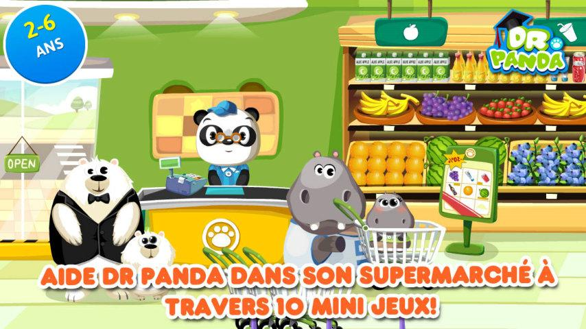 android Dr. Panda: Supermarché Screenshot 5
