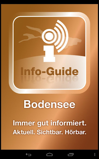 Info-Guide Bodensee