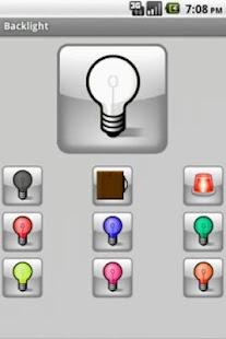 Backlight- screenshot thumbnail