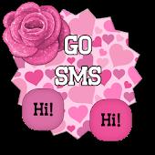 GO SMS THEME - SCS374
