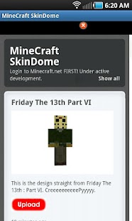 MC: Skin Dome - screenshot thumbnail