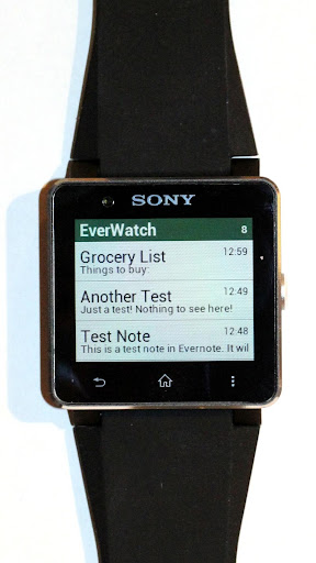 EverWatch for Evernote