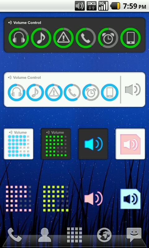 Volume Control + Pro - screenshot