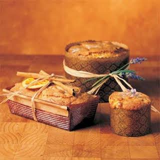 Orange-Apricot Sweet Bread.