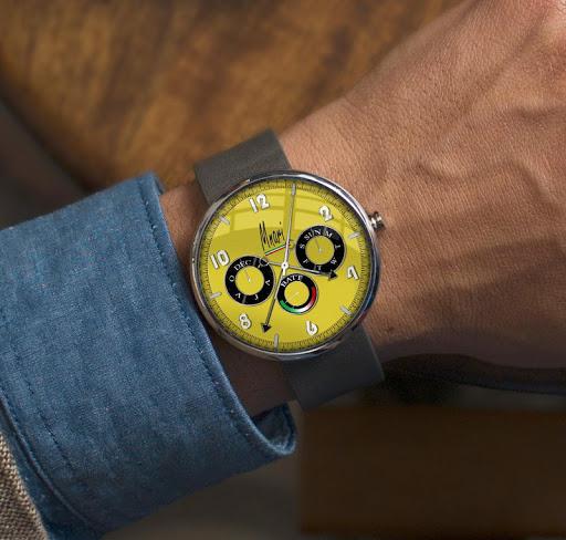 Mnari-Y- Wear Watch Face