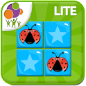 Kids Memory Game Lite logo