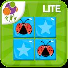 Kids Memory Game Lite icon