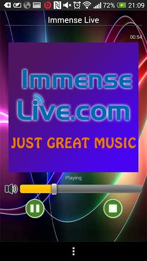 Immense Live