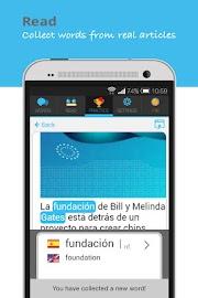 Lingualy - Practice a Language Screenshot 5